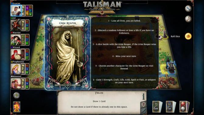 Talisman Digital Edition cracked