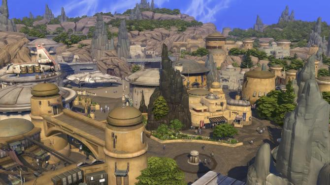 The Sims 4 Star Wars cracked