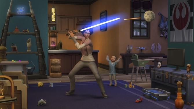 The Sims 4 Star Wars for free