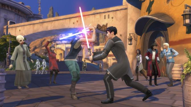The Sims 4 Star Wars free download