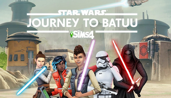 The Sims 4 Star Wars free