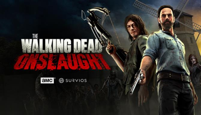 The Walking Dead Onslaught Free