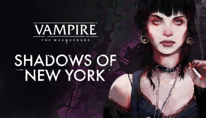 Vampire The Masquerade Shadows of New York Free