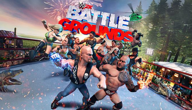 WWE 2K BATTLEGROUNDS Free