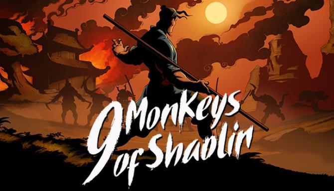 9 Monkeys of Shaolin free
