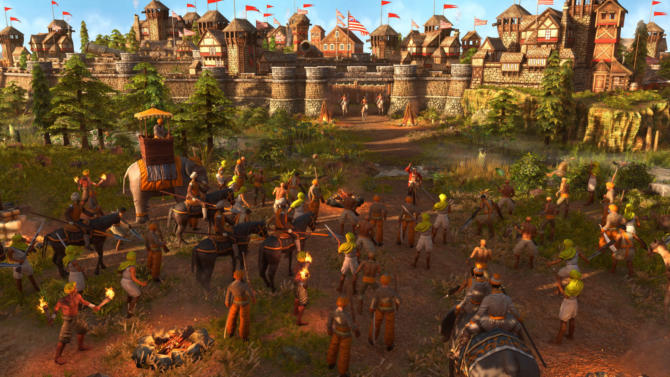 Age of Empires III Definitive Edition for free