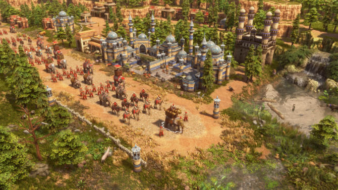 Age of Empires III Definitive Edition free download