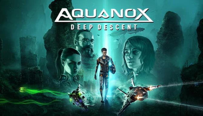 Aquanox Deep Descent Free