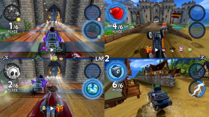 Beach Buggy Racing 2 Island Adventure free download