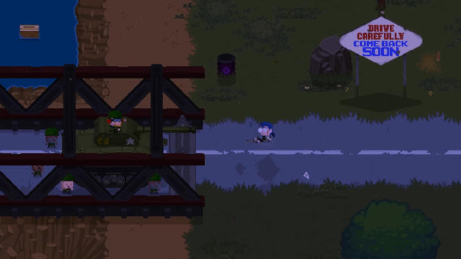 Cannibal Crossing free download
