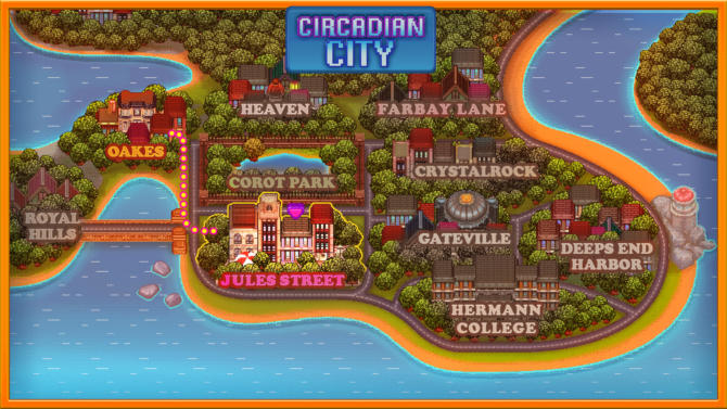 Circadian City free cracked