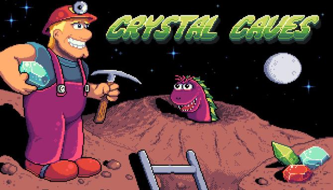 Crystal Caves HD Free
