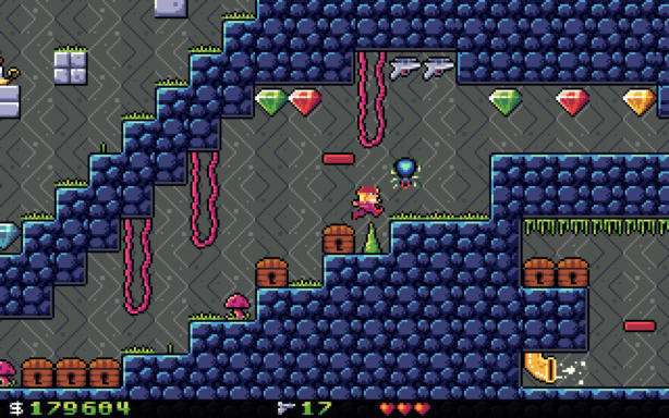 Crystal Caves HD free cracked