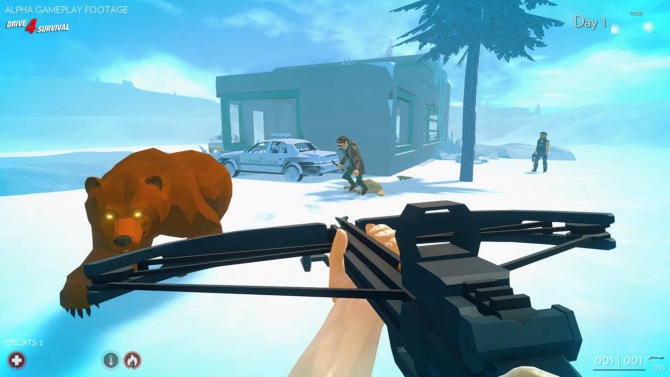 Drive 4 Survival free download
