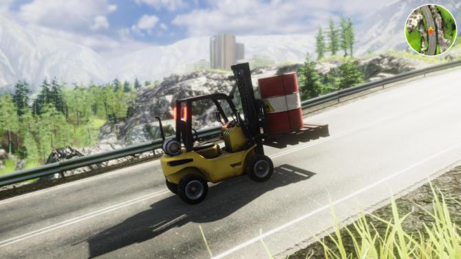 Forklift Load for free