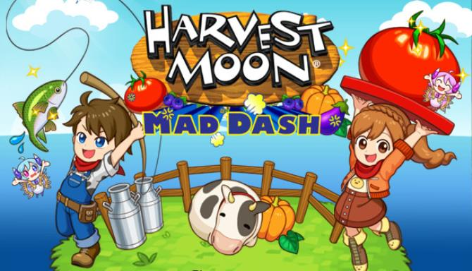 Harvest Moon Mad Dash free