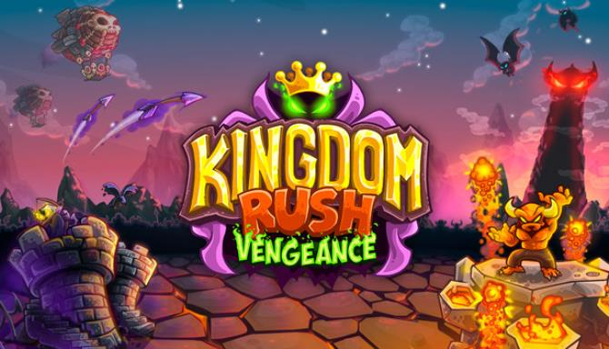 Kingdom Rush Vengeance – Tower Defense free