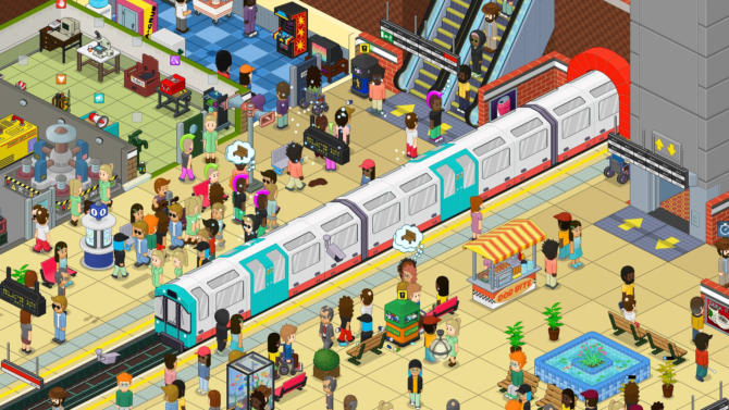 Overcrowd A Commute Em Up free download