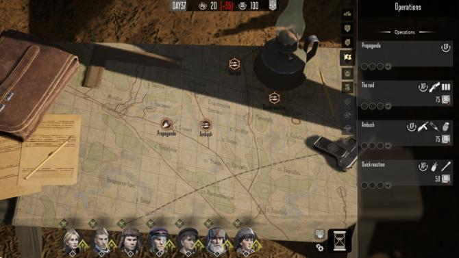Partisans 1941 for free