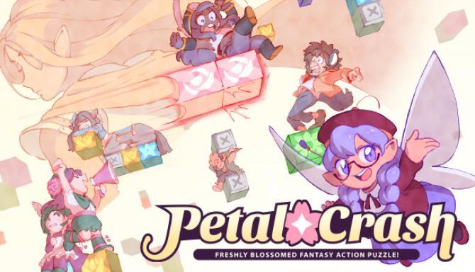 Petal Crash Free