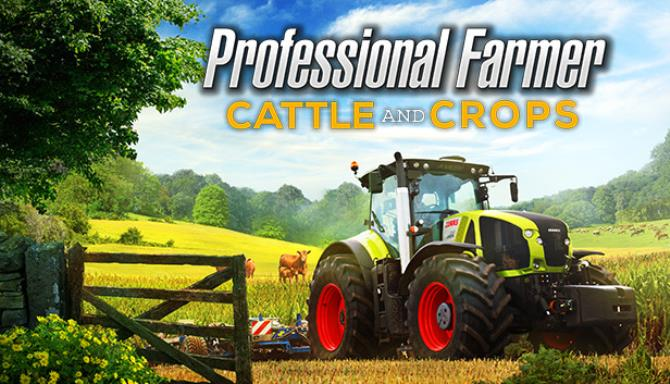 Professional Farmer Cattle and Crops Free
