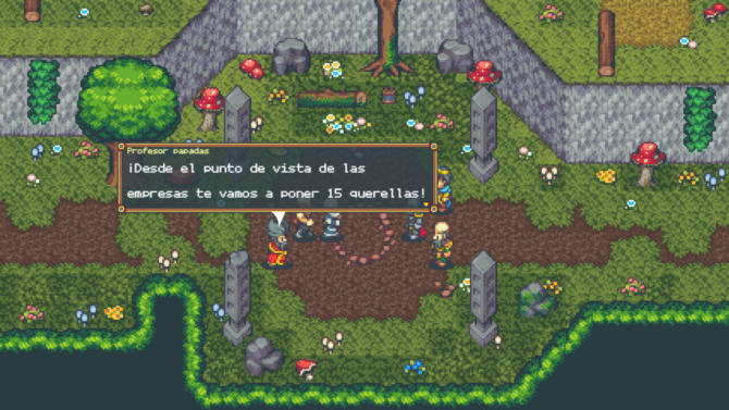 Sasel RPG free download