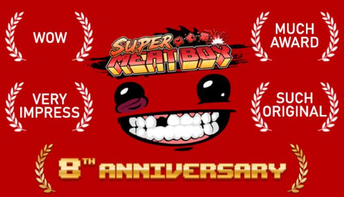 Super Meat Boy free