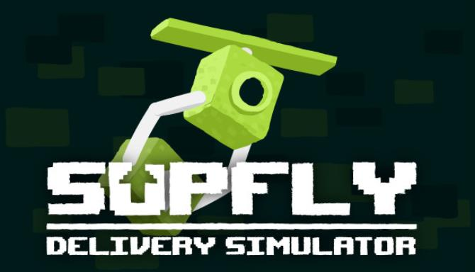 Supfly Delivery Simulator Free