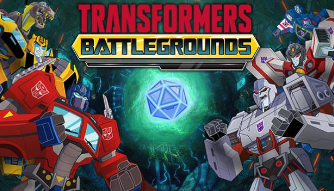 TRANSFORMERS BATTLEGROUNDS Free