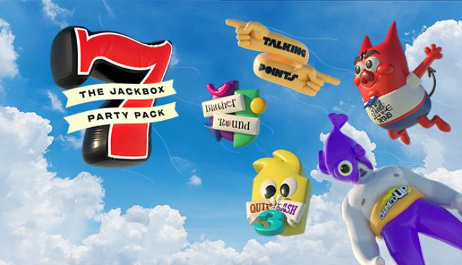The Jackbox Party Pack 7 free
