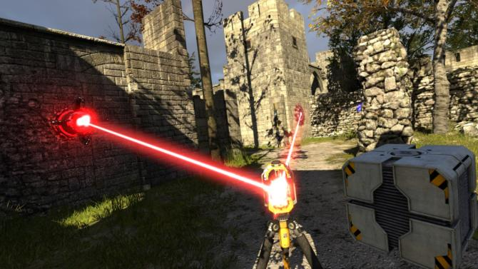 The Talos Principle VR cracked