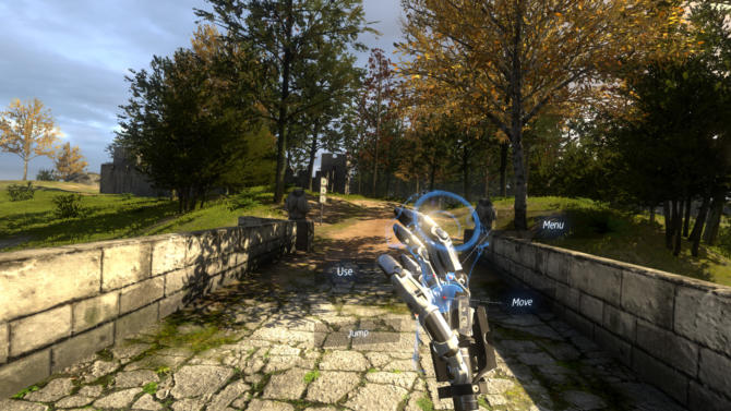 The Talos Principle VR for free