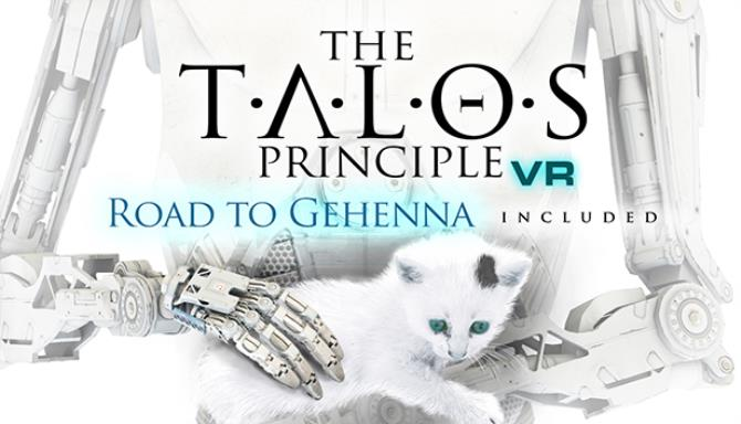 The Talos Principle VR free