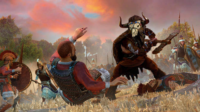 Total War Saga TROY cracked
