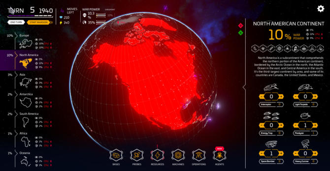 Under Domain Alien Invasion Simulator cracked
