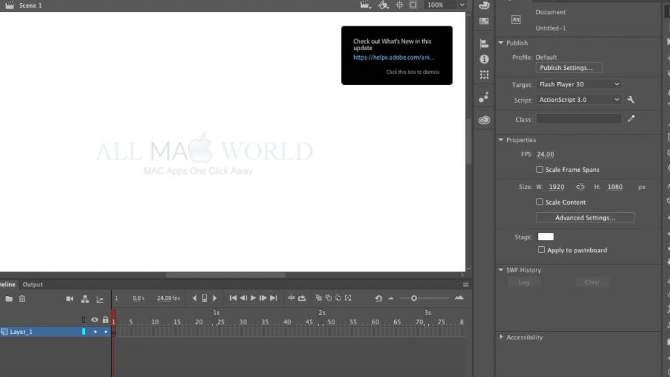 Adobe Animate 2021 cracked