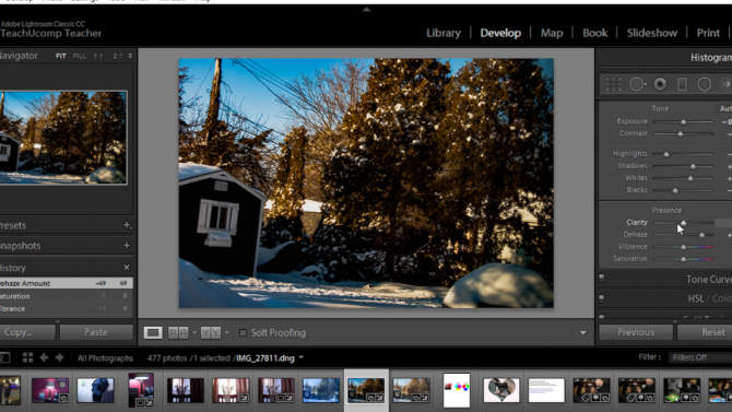Adobe Lightroom Classic 2021 for free