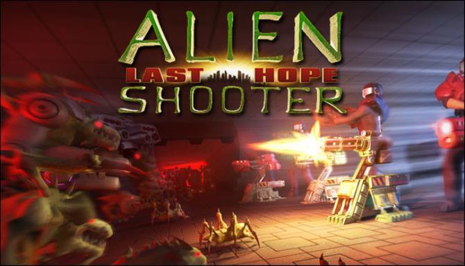 Alien Shooter Last Hope Free