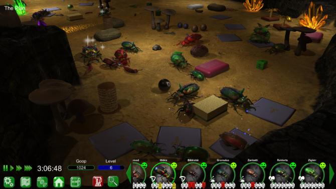 Beetle Uprising cracked