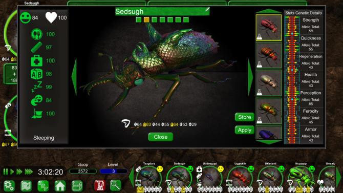 Beetle Uprising free cracked