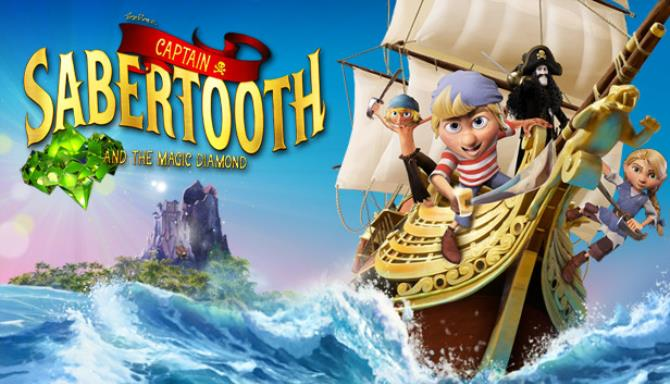 Captain Sabertooth and the Magic Diamond Free