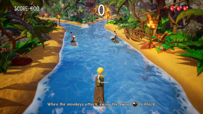 Captain Sabertooth and the Magic Diamond free download