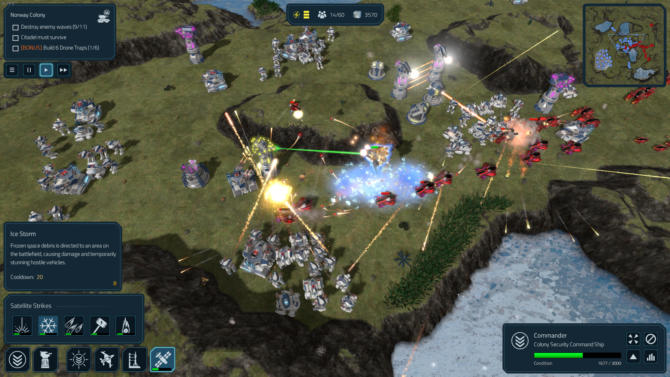 Colony Siege cracked 1