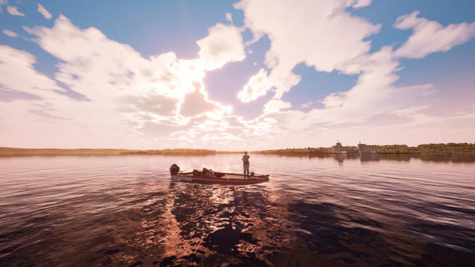 Fishing Sim World Bass Pro Shops Edition cracked