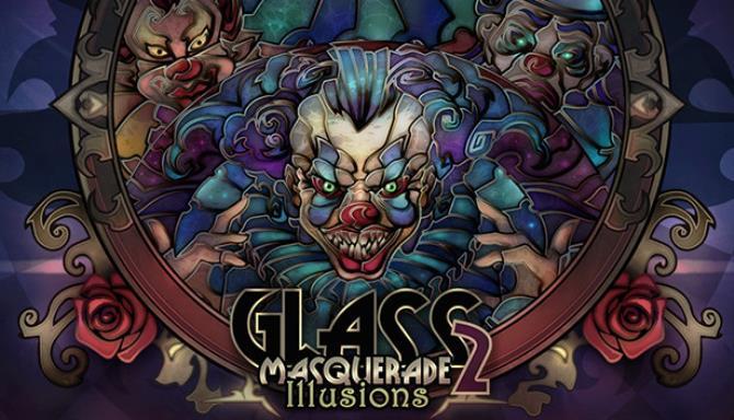 Glass Masquerade Illusions free