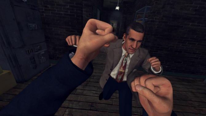 L.A. Noire The VR Case Files cracked