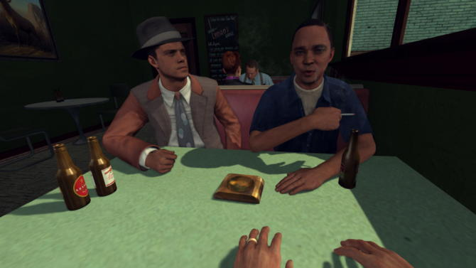 L.A. Noire The VR Case Files for free