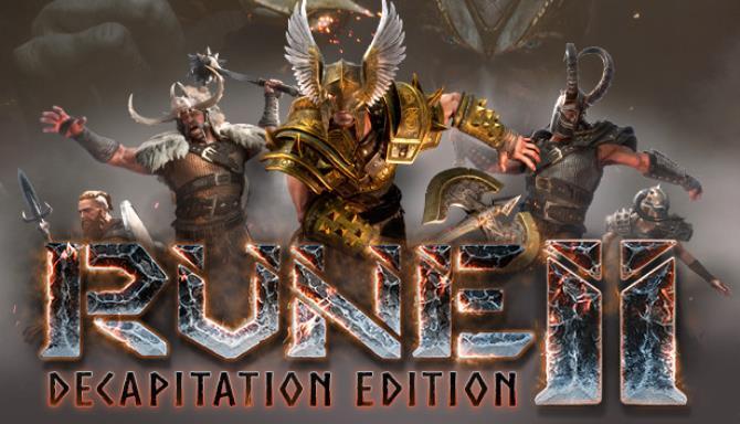 RUNE II Decapitation Edition Free