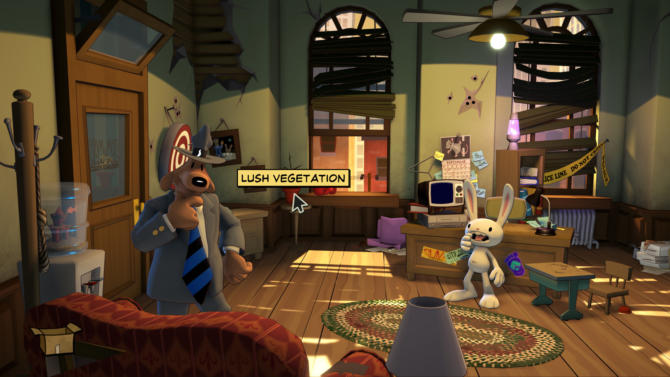 Sam Max Save the World free download