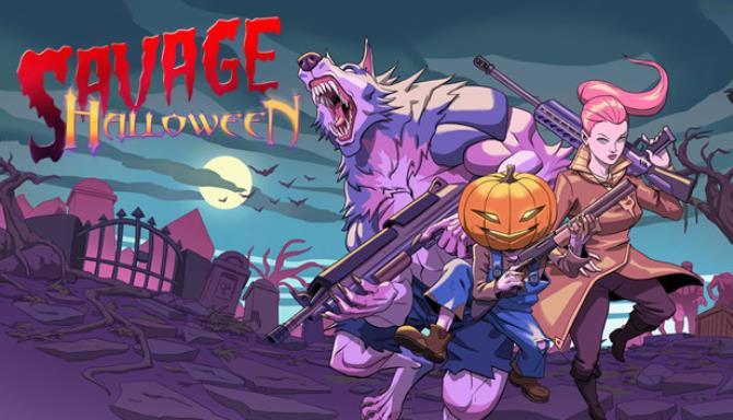 Savage Halloween Free